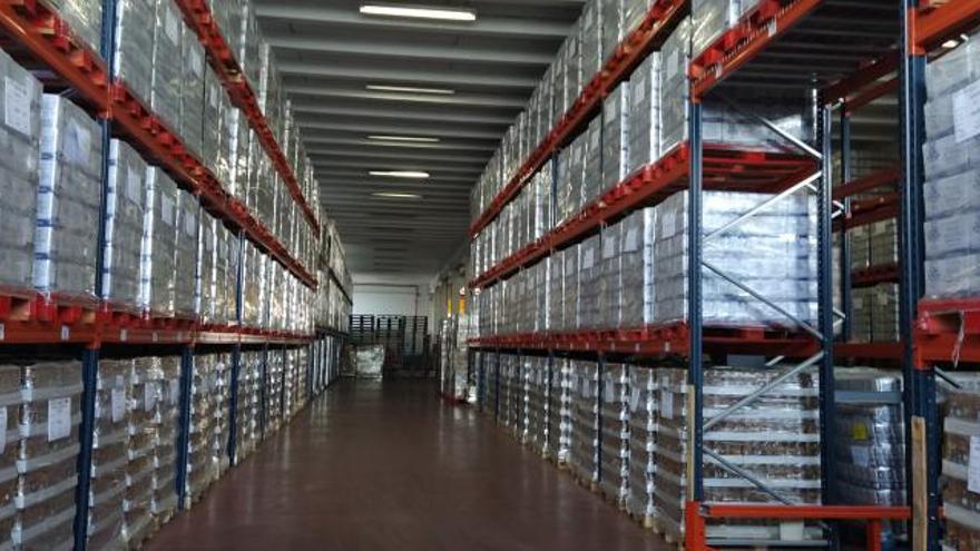 El Banco de Alimentos repartirá casi 13.000 cestas de la compra