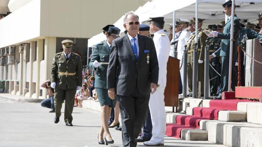 La Armada abre sus puertas a los ciudadanos de Las Palmas de Gran Canaria el Día de la Hispanidad