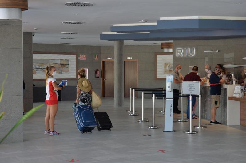 Hotel Riu Papayas y Lopesan Villa del Conde