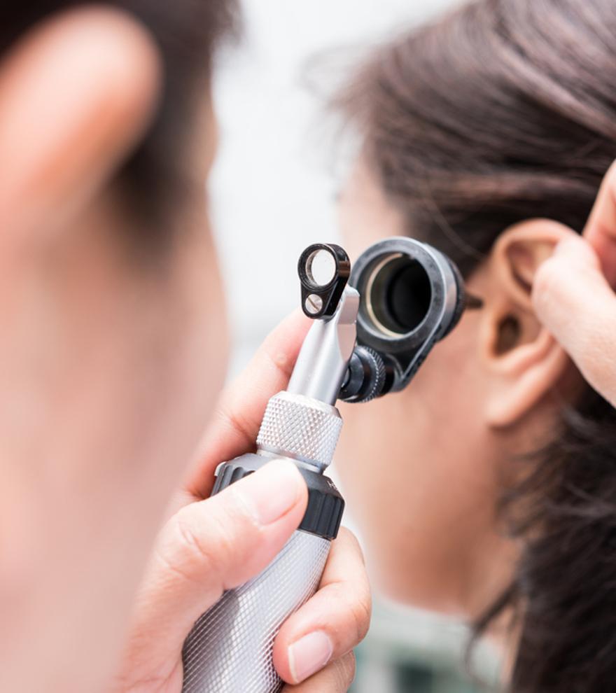 El coronavirus podría causar sordera súbita de forma excepcional