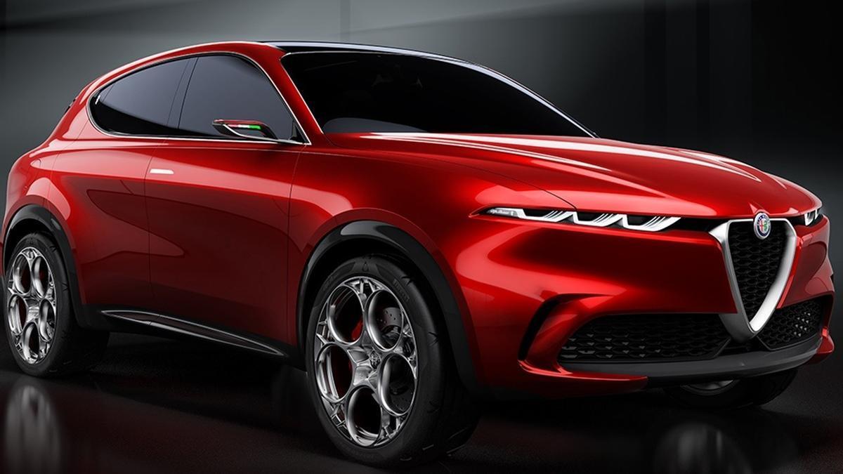 Stellantis retrasa el lanzamiento del Alfa Romeo Tonale
