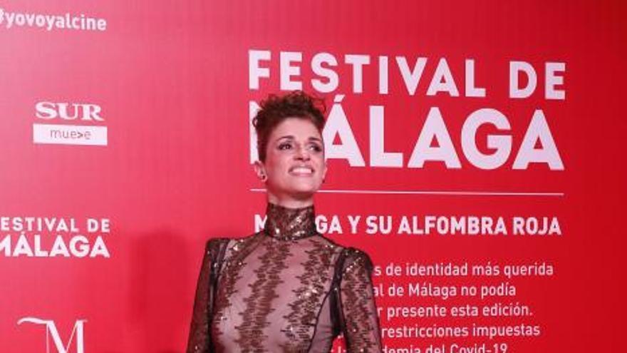Las imágenes del photocall de la gala inaugural del Festival de Málaga 2020