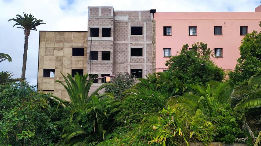 CC denuncia la paralización de la reforma del Centro de Salud de Tacoronte