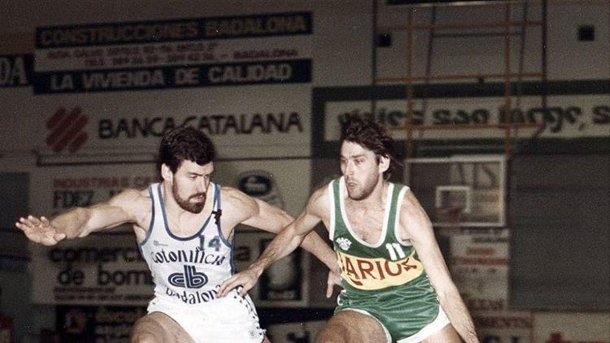 Muere el exjugador de baloncesto Miguel López Abril