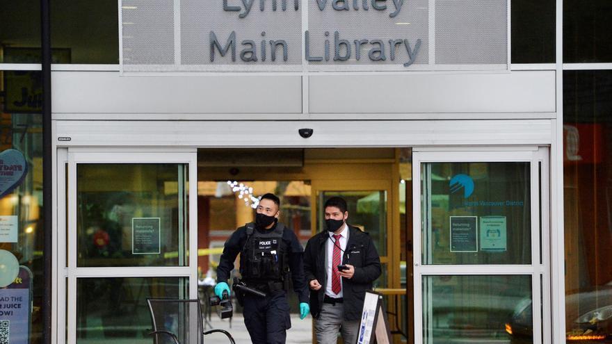 Muere una mujer y otras seis resultan heridas tras ser apuñaladas en una biblioteca pública de Canadá