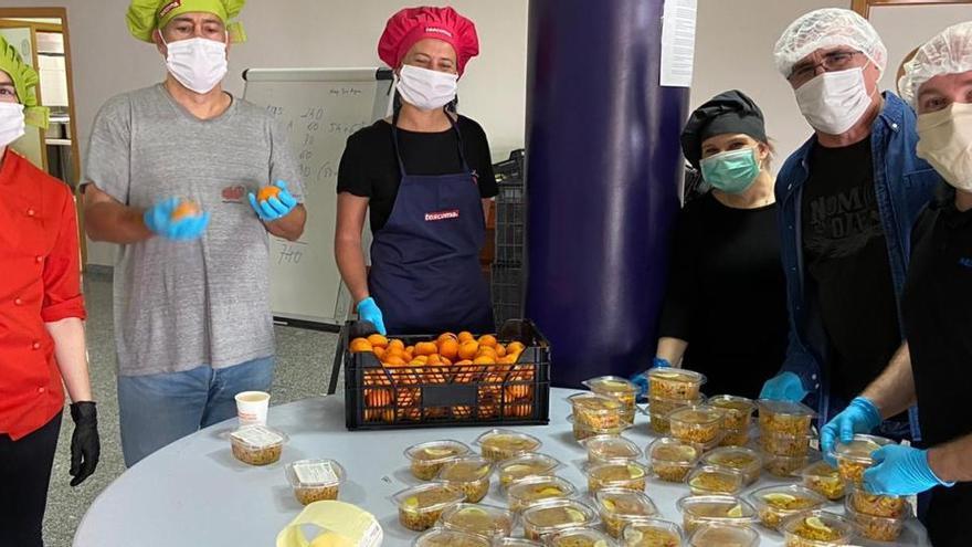 El CDT de Torrevieja comienza a cocinar para los más vulnerables desde este martes
