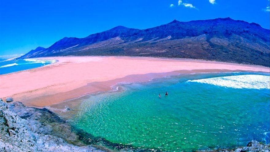 Una playa de Canarias, entre las mejores del mundo