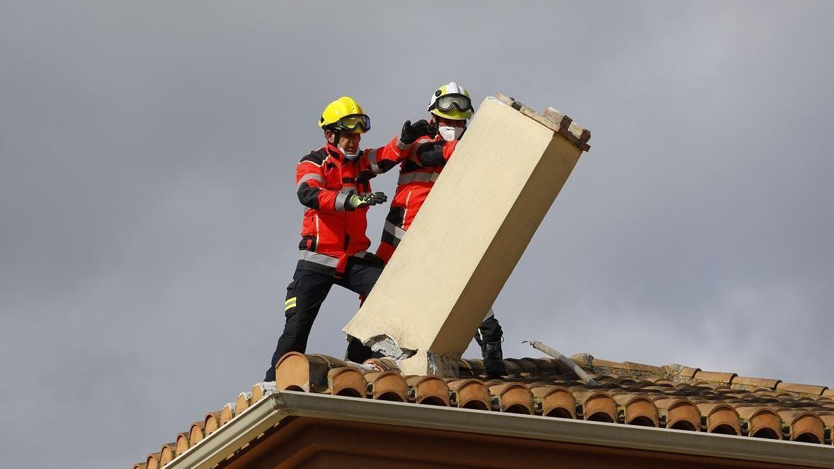 Los terremotos de Granada no han dejado daños estructurales