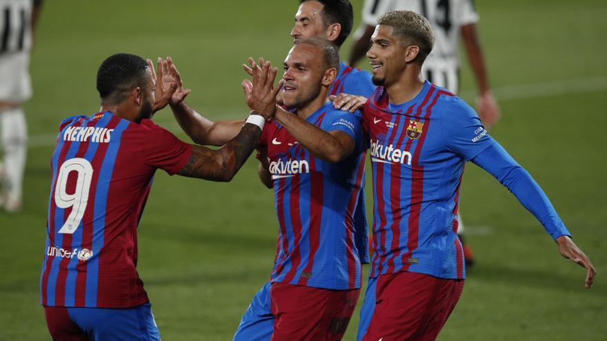 El Barcelona arranca la era post-Messi ante la Real Sociedad