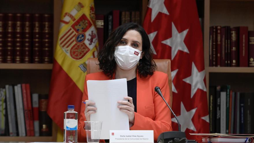 """Los populares piden a los ciudadanos elegir en Madrid: """"Comunismo o libertad"""""""