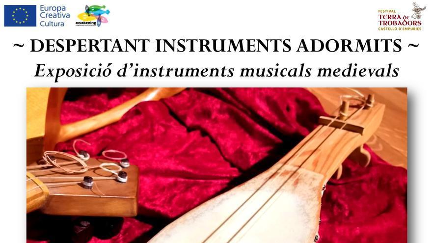 Exposició Despertant Instruments Adormits