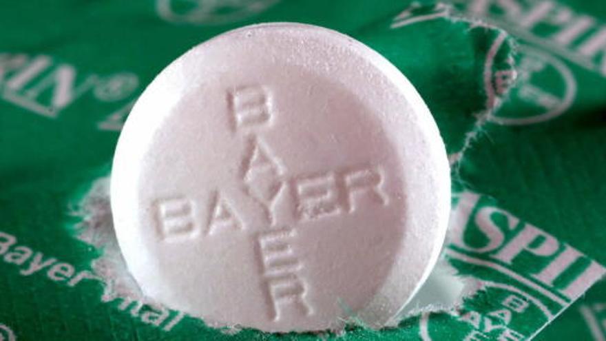 Bayer producirá el 100% de sus aspirinas en Asturias