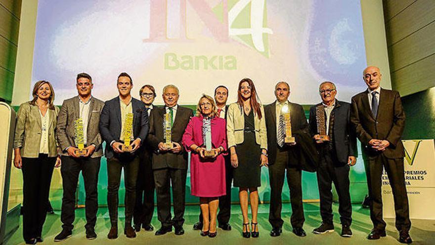 Conoce los ganadores y finalistas de los Premios IN4Bankia 2019