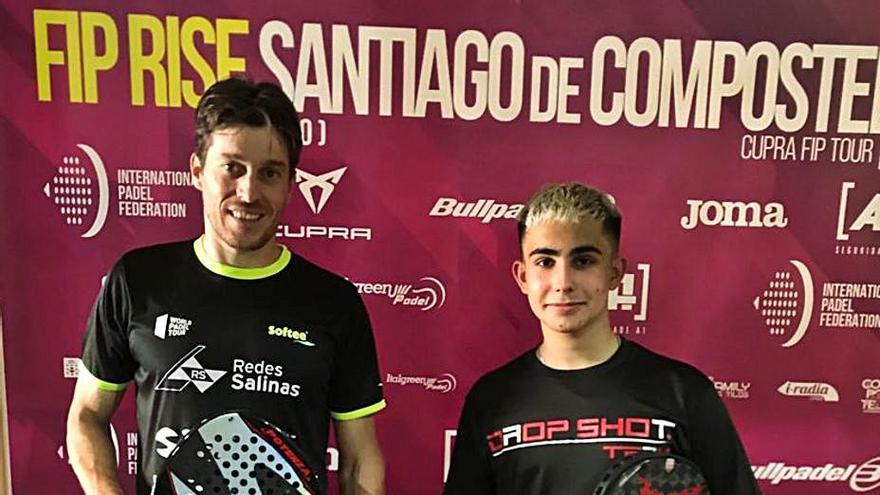 Agustín Fernández se mete en semifinales del FIP RISE Santiago