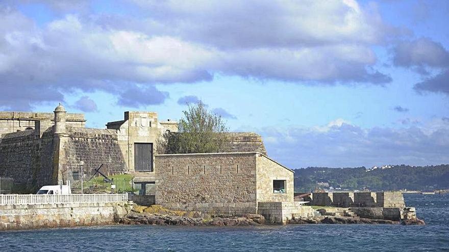 El castillo de San Antón se prepara para ofrecer visitas virtuales