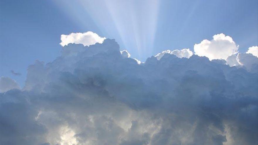 Cielos nubosos este domingo en las islas occidentales y en el norte de Gran Canaria