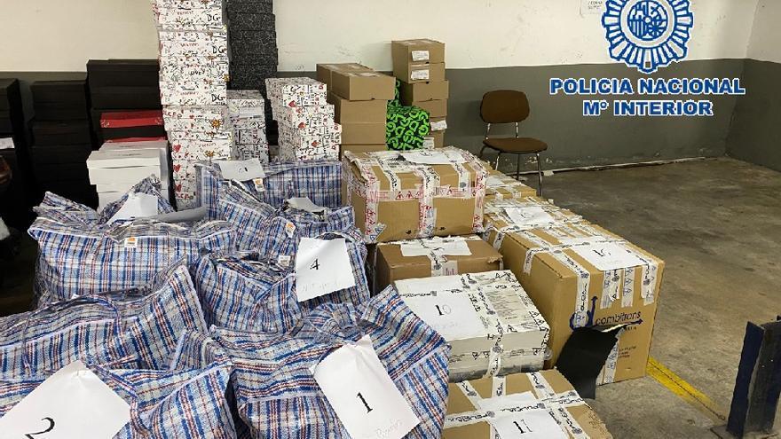Cinco detenidos por once asaltos en oficinas y almacenes de Marbella