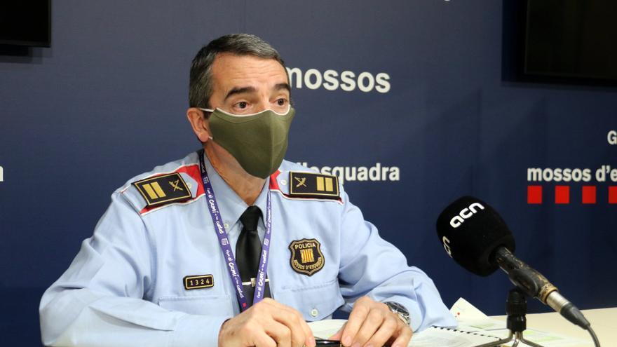 """Els Mossos d'Esquadra admeten """"preocupació"""" per la """"pèrdua d'autoritat"""" dels agents al carrer"""