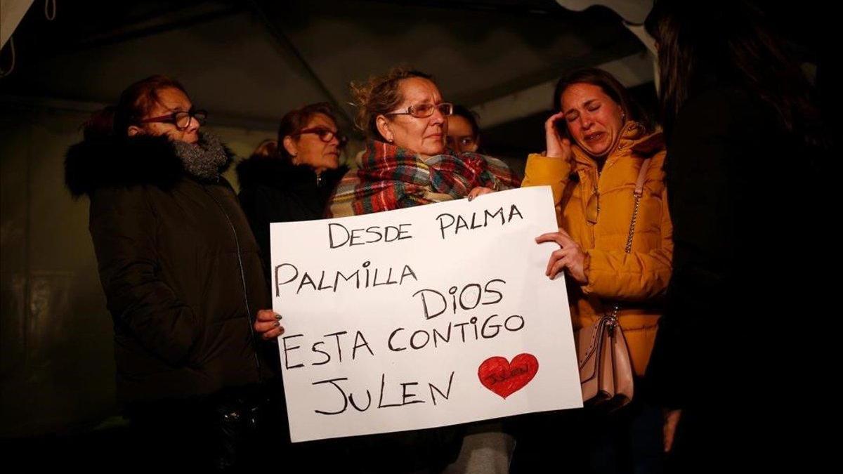 El alcalde de Málaga declara luto oficial por el fallecimiento de Julen