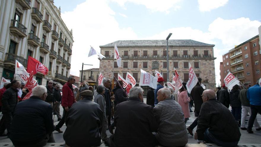 Convocadas para este sábado dos manifestaciones en Zamora