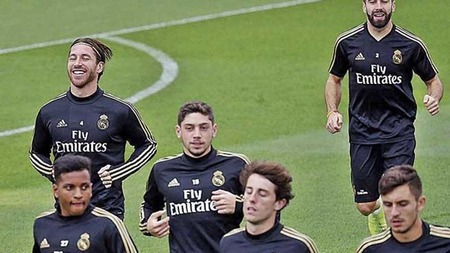 Valverde conquista a Zidane