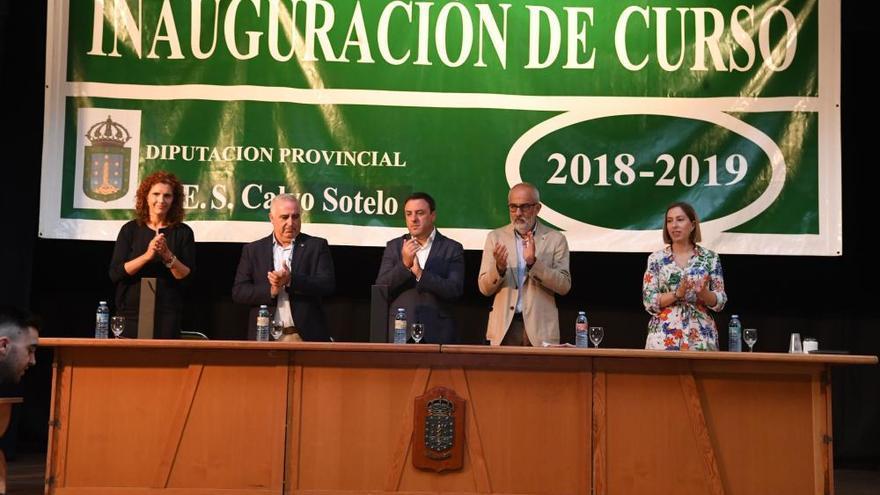 La Diputación insta a la Xunta a asumir la gestión del instituto Calvo Sotelo