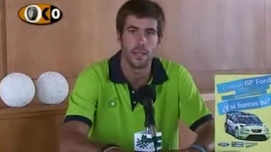 Vídeo: El sueño truncado de Tomás Gimeno