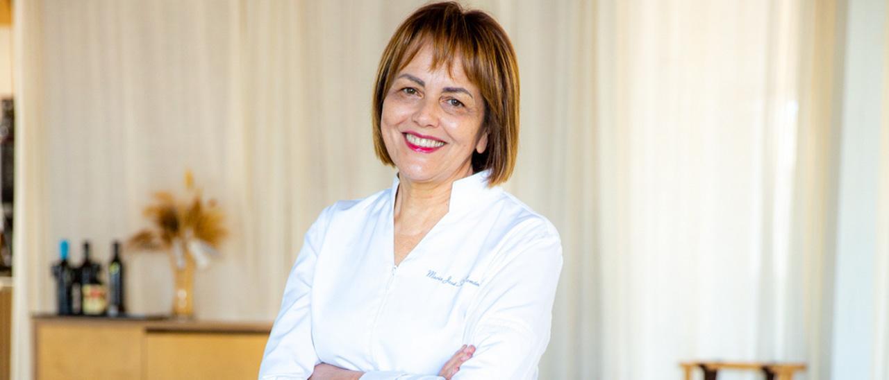 María José San Román.