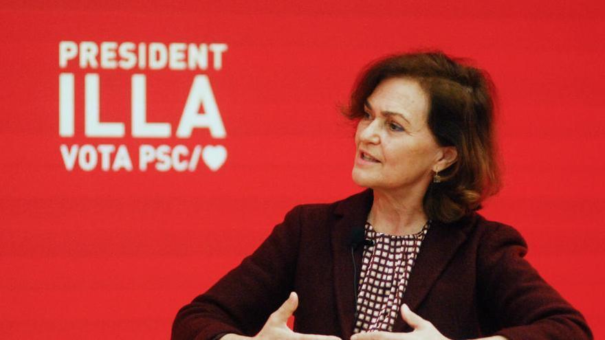 """Calvo reprocha a ERC que hable de """"frenar el fascismo"""" en alusión al PSC"""