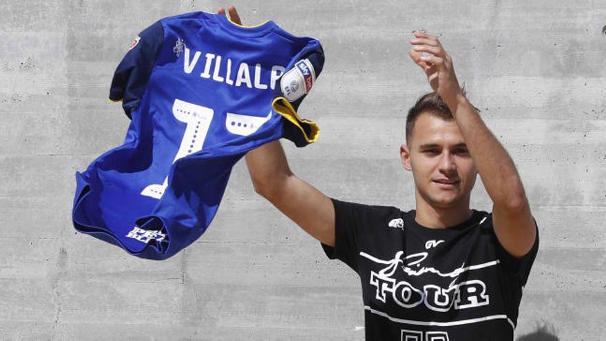 Fran Villalba ya tiene nuevo equipo