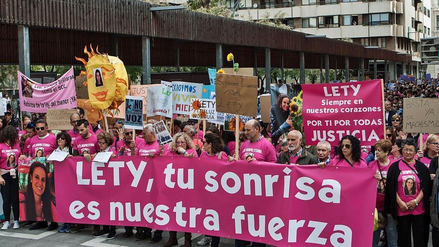 El aniversario del asesinato de Leticia Rosino reaviva el debate sobre la ley del menor en Zamora