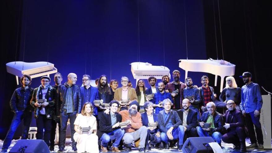 El IVC abre el plazo para las candidaturas a los Premios de la Música Valenciana