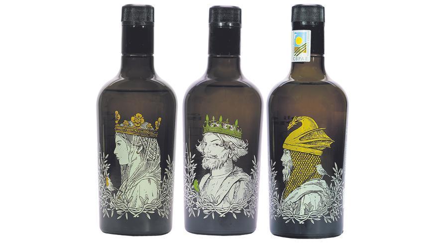 Olis d'oliva verge extra que valen un reialme