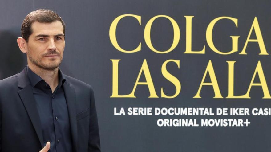 """Casillas: """"Es complicado decir adiós y para mí fue radical"""""""