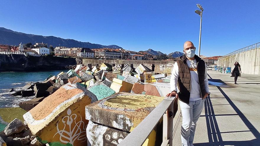 Llanes decide ahora restaurar los Cubos de la Memoria, pero buscará financiación externa