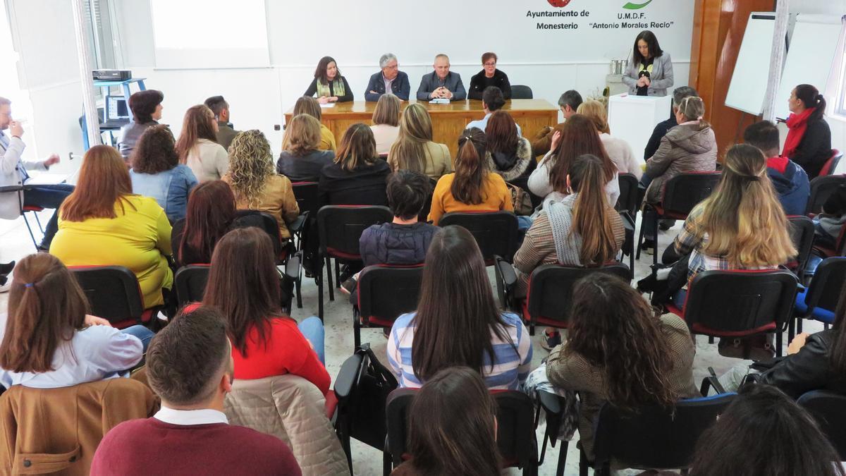 Clausura de la segunda edición de la Escuela Profesional Aguablanca