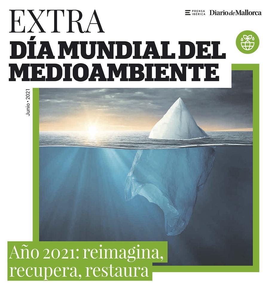 Especial Día Mundial del Medioambiente: Año 2021: reimagina, recupera, restaura