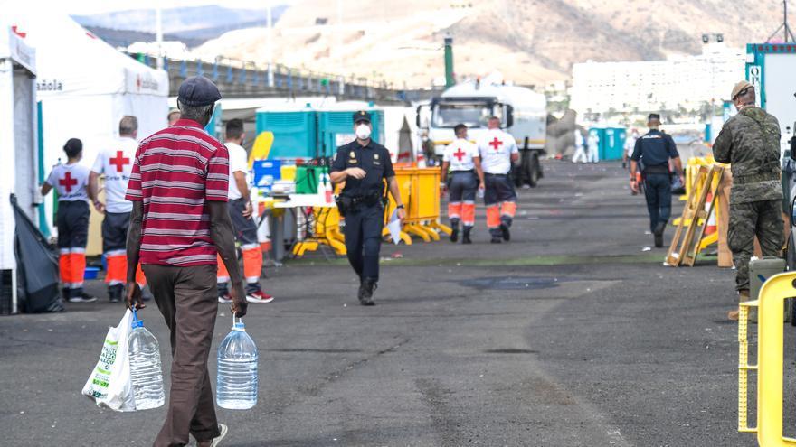 16,4 millones para atender a menores migrantes en Canarias, Ceuta y Melilla