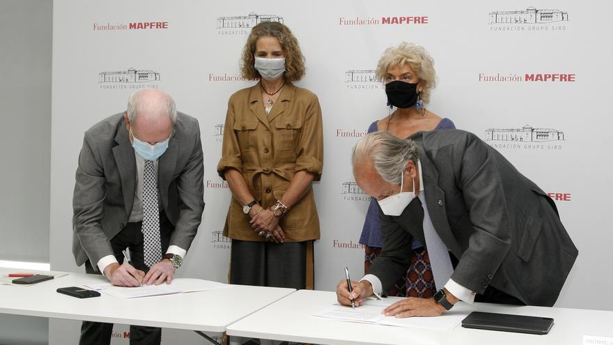 Fundación Mapfre y Fundación Grupo Siro repartirán 2 millones de galletas nutricionales a 55 bancos de alimentos