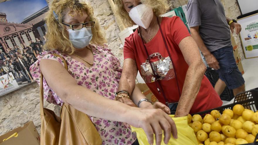 La Fundación La Caixa recauda más de 12.000 euros para el Banco de Alimentos de Zamora