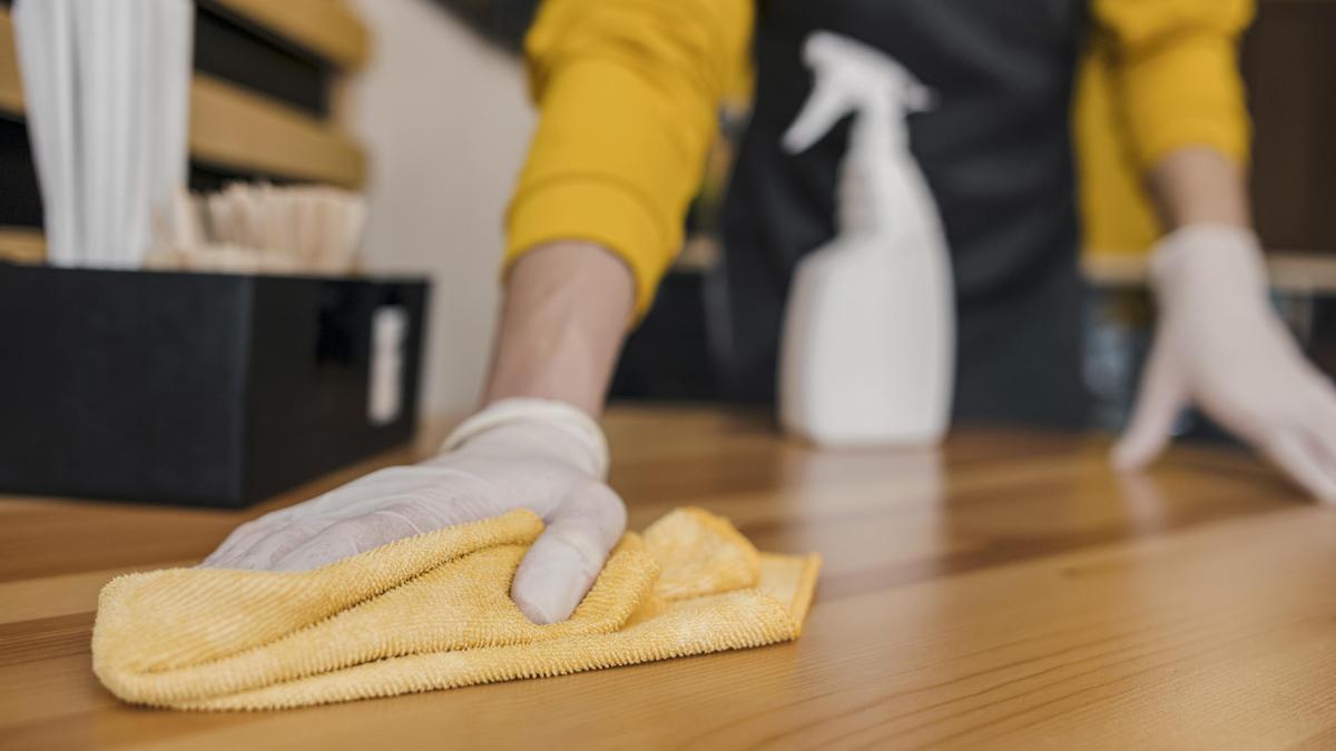 Trucos de limpieza con bicarbonato de sodio