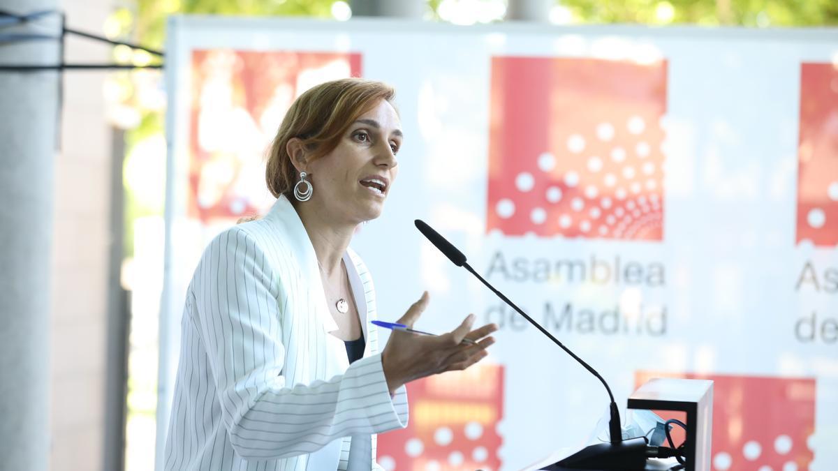 La portavoz de Más Madrid en la Comunidad y líder de la oposición,Mónica García, visita hoy 'laSexta noche'.