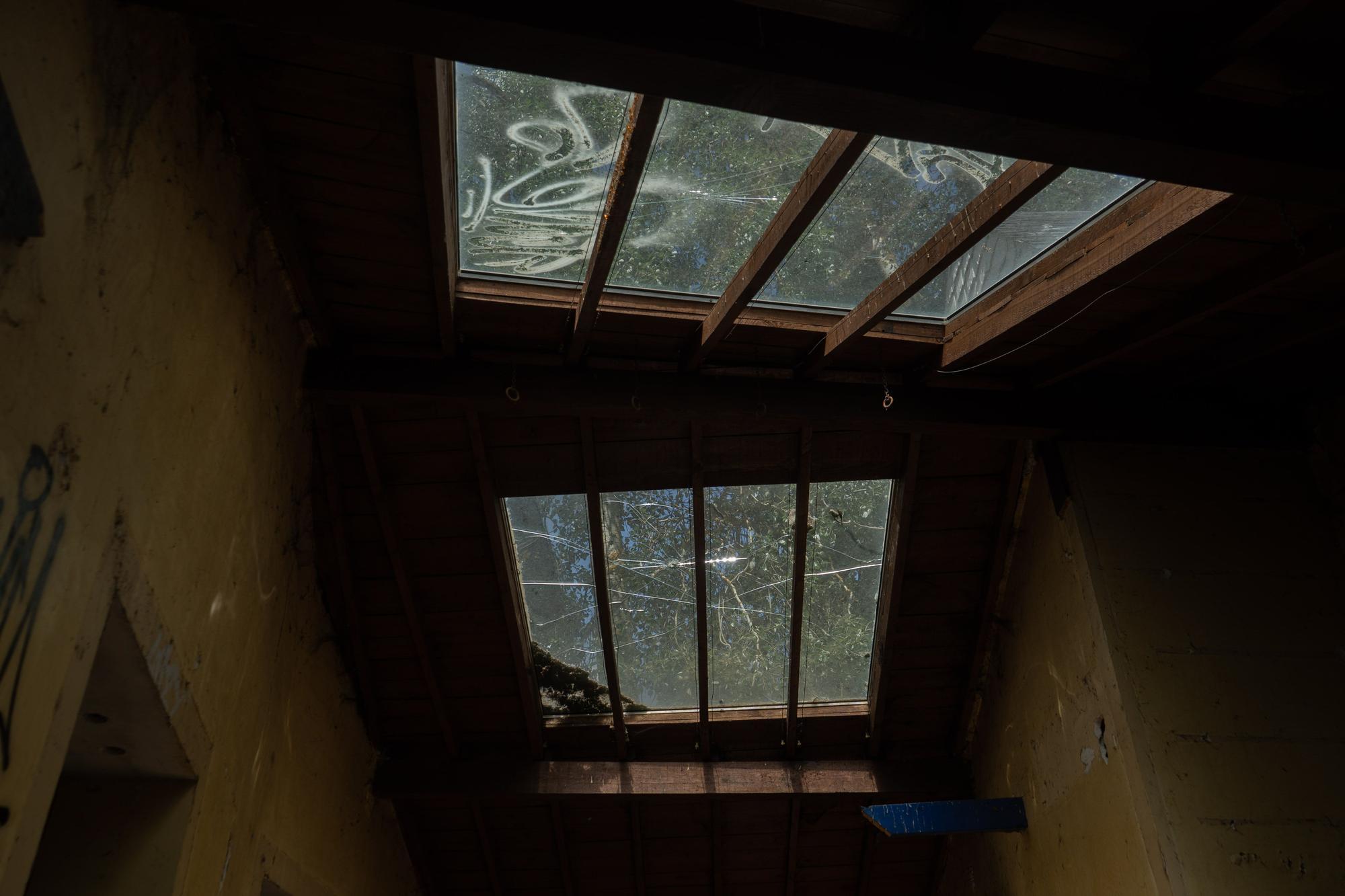 GALERÍA   Estado de 'La Casita' de Carrascal tras el incendio