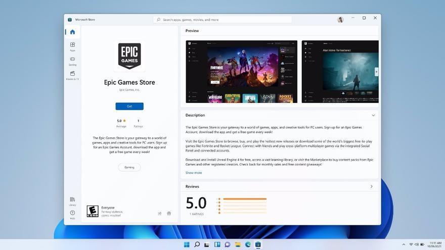 La tienda de Windows ofrecerá aplicaciones de terceros