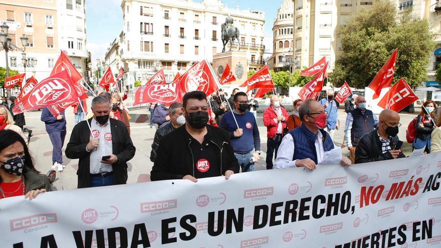 Los sindicatos exigen que el covid sea considerado enfermedad profesional más allá del colectivo sanitario