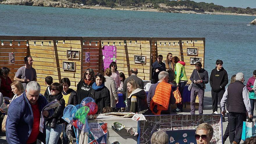 La Vila del Llibre estreny els lligams culturals  entre Mallorca i l'Escala