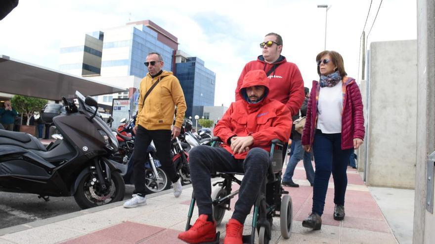 La Audiencia sólo pide 6.000 euros de fianza al 609 por la brutal agresión a Andrés