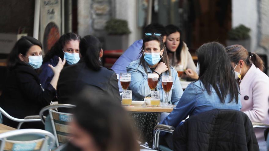 La desescalada de marzo frena la sangría del empleo en la hostelería de Galicia