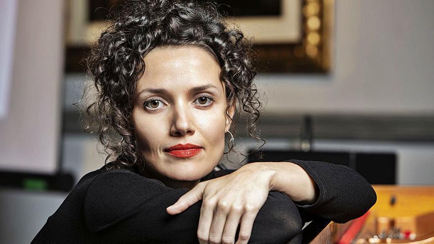 La cantante Sheila  Blanco explora a Beethoven en Clásicos de Colores