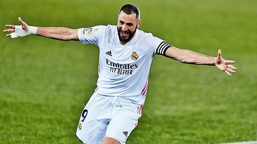 Noche plácida para el Real Madrid